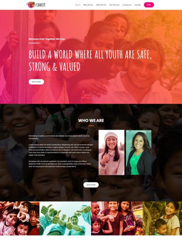 charity-starter-site